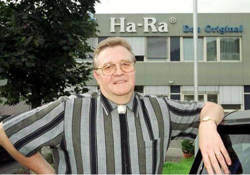 Hans Raab Entrepreneur - Ha-Ra NZ