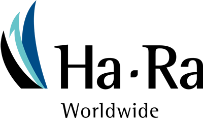 Ha-Ra in New Zealand logo